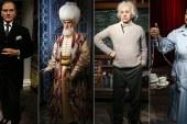 'Madame Tussauds Istanbul' ziyarete açıldı