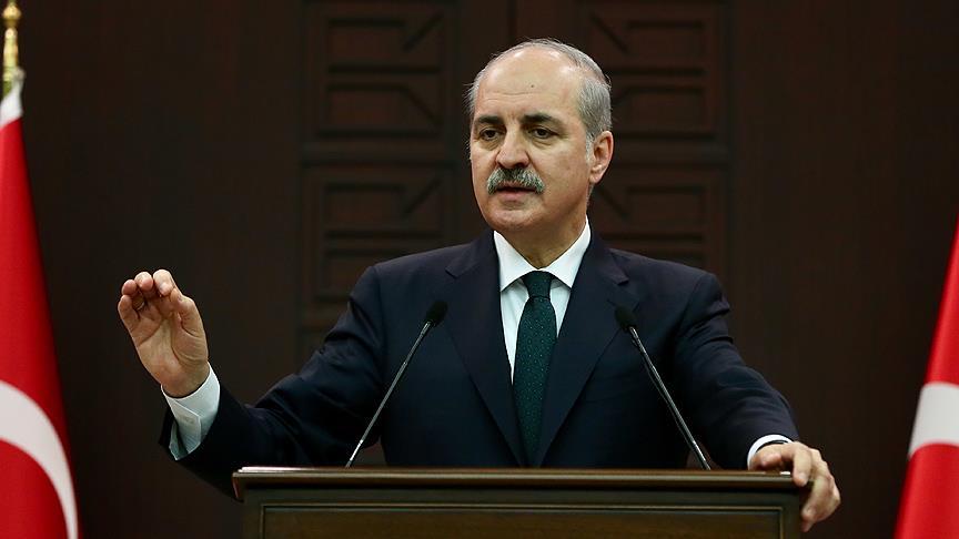 Photo of Kurtulmuş: Türkiye'den daha fazla AB zararlı çıkacak