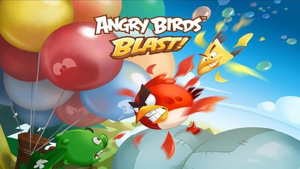 Angry Birds'ten yeni oyun geliyor