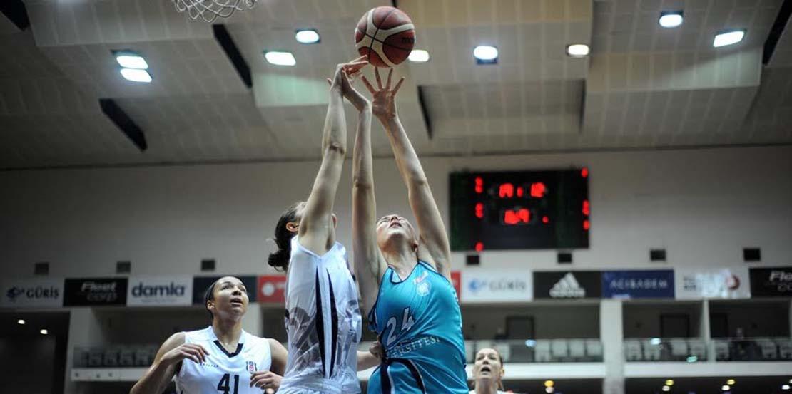 kadın basketbol