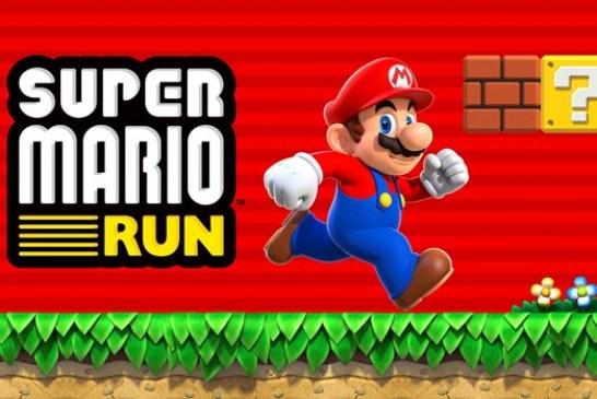 Super Mario Run sonunda Android'e geldi!