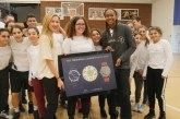 Catchings PeacePlayers-Kıbrıs'lı gençlerle buluştu