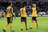 Londra derbisini Arsenal farklı kazandı