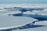Antartika'da dev buz çatlağı