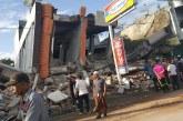 Endonezya'daki depremde ölü sayısı 100'e yaklaştı