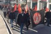 Başbakanlık önündeki eylem başladı
