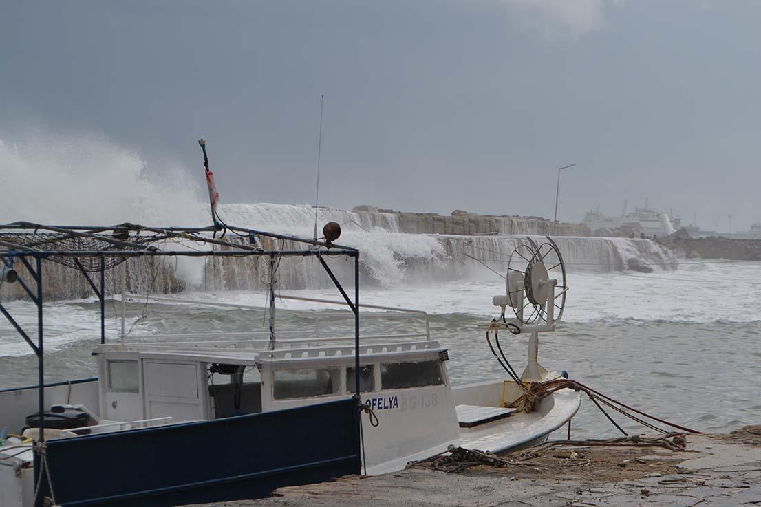 Photo of Meteorolojiden yağış ve fırtına uyarısı
