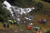 """Kolombiya'daki uçak kazası için """"cinayet"""" dedi"""