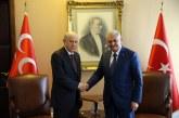 Anayasa teklifi için MHP'de imzalar tamam
