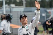 Nico Rosberg Formula 1'i bıraktı