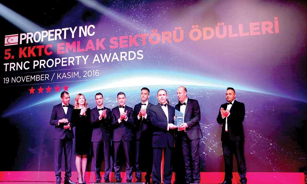 """Photo of """"Noyanlar Group""""a  3 ödül birden"""