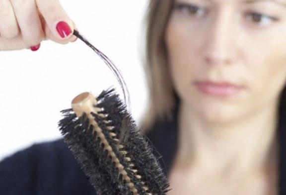 Saç dökülmesine doğal çare