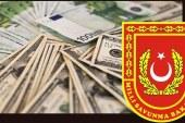 Milli Savunma Bakanlığı milyonlarca dolar ve euro'yu TL'ye çevirdi