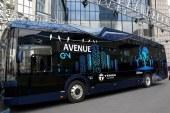 Türkiye'nin ilk yüzde 100 yerli elektrikli otobüsü tanıtıldı