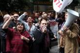 Yunanistan'da basın grevde
