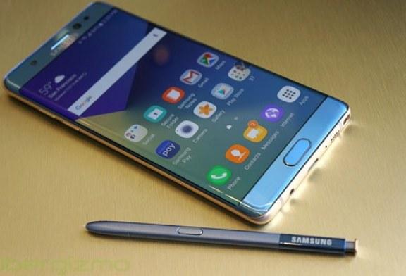Samsung, Galaxy Note 7 için tarih verdi!