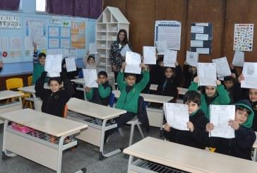Okullarda karne heyecanı…