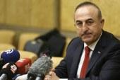 """""""Türkiye Kıbrıs'ta çözüm için kararlı"""""""