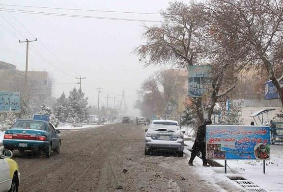 Afganistan'da soğuk hava 27 çocuğun ölümüne yol açtı