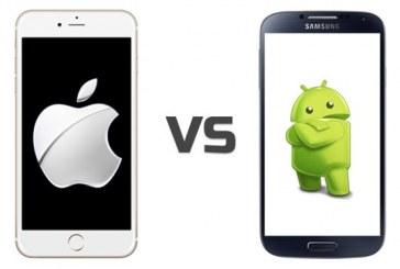 Android'in iPhone'u gölgede bıraktığı 6 şey