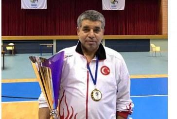 Türkiye şampiyon