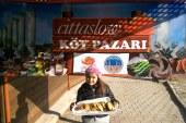 Yeniboğaziçi'nde pazar günü Cittaslow köy pazarı kuruluyor