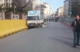 İstanbul Emniyet Müdürlüğü'nde kamyon alarmı!