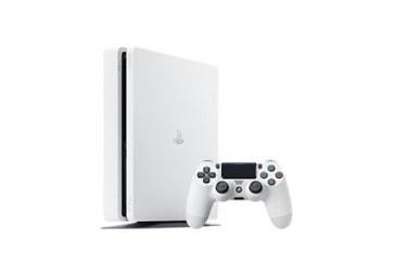 PS4 Slim'e beyaz renk alternatifi geliyor