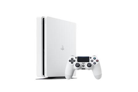 Photo of PS4 Slim'e beyaz renk alternatifi geliyor