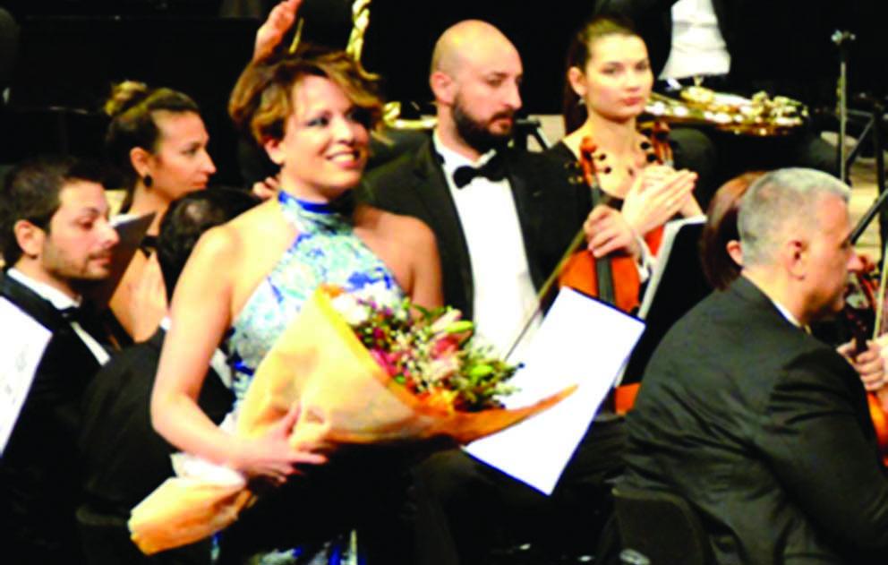 Photo of Rüya Taner Antalya' da
