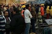 Hindistan'da tren kazası: 36 ölü