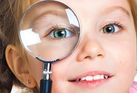 Çocukta göz tembelliğine dikkat