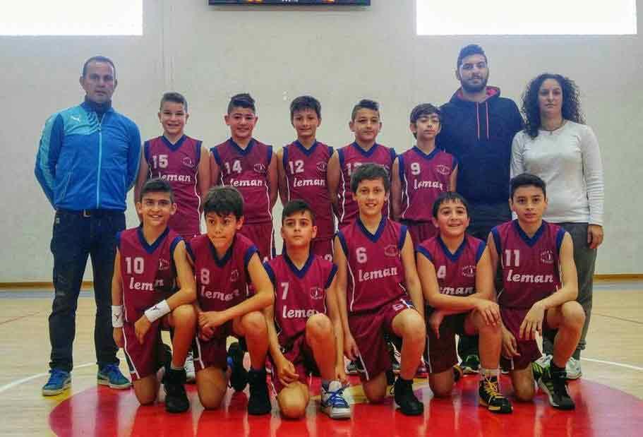 İlkokullararası (Küçükler) Basketbol Şampiyonası (3)