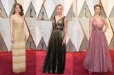 89. Oscar Ödül Töreni öncesi kırmızı halı rüzgarı