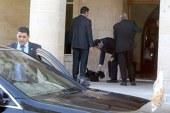 Anastasiadis'in köpeği Leo ölü