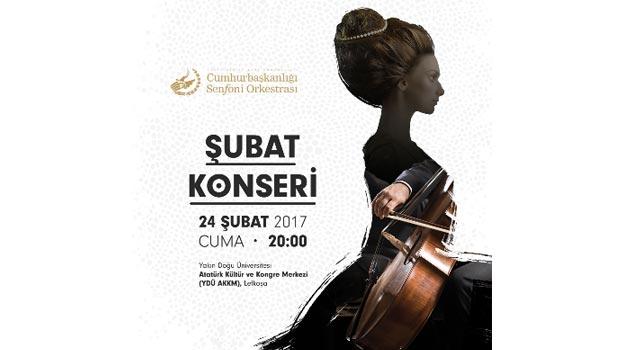 Photo of Cumhurbaşkanlığı Senfoni Orkestrası'ndan Şubat Konserleri