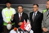 Ercan Terminal binası ve pist 2018'de hizmete girecek