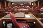 Meclis nisaba takıldı