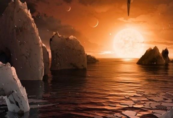 NASA açıkladı: Dünya'ya benzeyen 7 gezegen bulundu