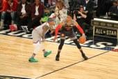 NBA All-Star 2017 kazanan Batı Karması
