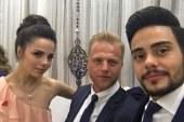 Rüzgar Erkoçlar sevgilisi ile nişanlandı