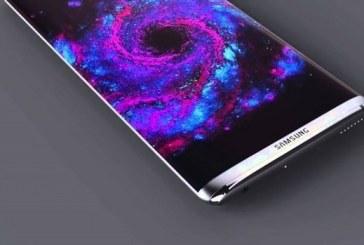 Galaxy S8 Plus'ın bataryası sızdı