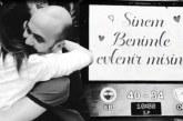 Sarp Akkaya'dan sevgilisine romantik teklif