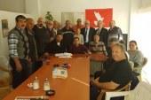 TKP Yeni Güçler Gazimağusa Piyale Paşa Mahallesi Örgütü kuruldu