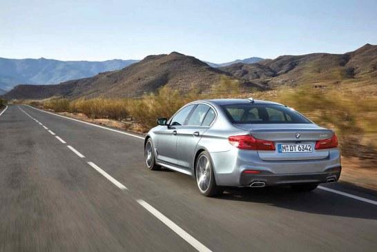 Yeni BMW 5 Serisi, daha hafif, daha dinamik, daha ekonomik