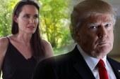 Angelina Jolie'den çarpıcı Donald Trump tespiti