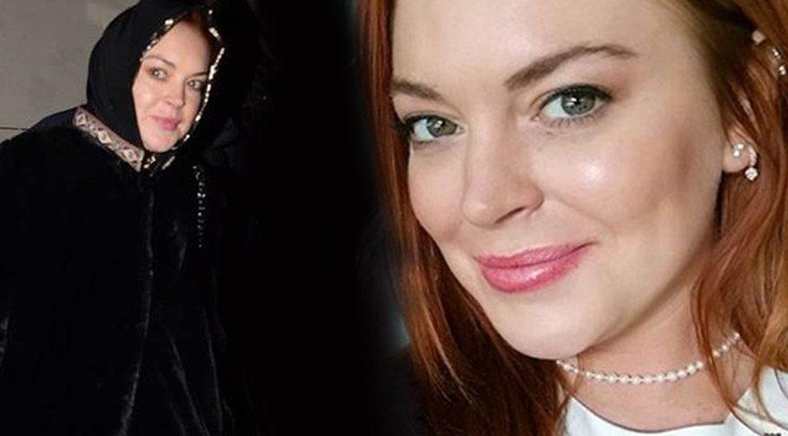 Photo of Lindsay Lohan:'Sarsıcı bir başörtüsü deneyimi yaşadım, tam iki kere…'