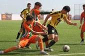 Futbolda zafer NKL'nin