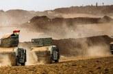 Musul'un batısını DAEŞ'ten almak için operasyon başladı