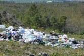 Korlukta çöplük rezaleti bitmedi